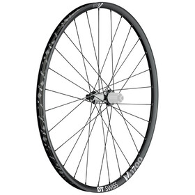 "DT Swiss M 1700 Spline Rear Wheel 27.5"" Disc CL 148/12mm Thru-Axle 25mm MicroSpline, black"